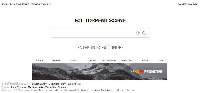 Bit Torrent Scene