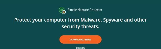 Simple Malware Protector