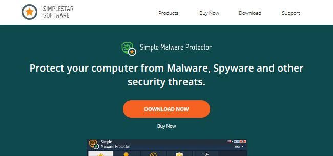 Simple Malware Protector