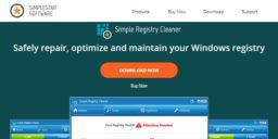 Simple Registry Cleaner