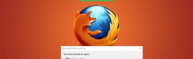 Urgent Firefox Update