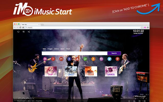 iMusic Start