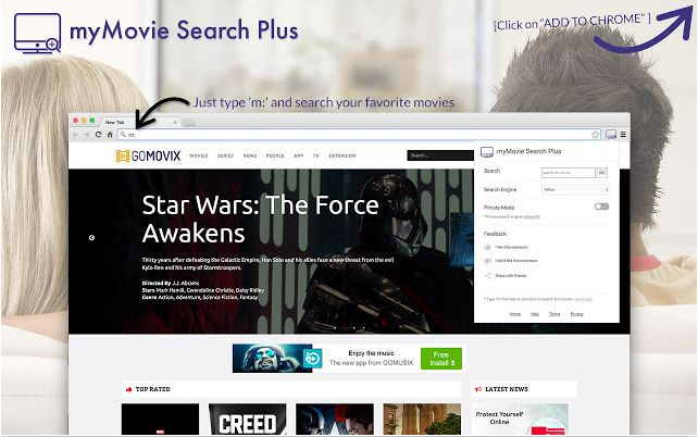 myMovie Search Plus