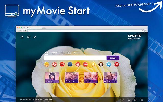 myMovie Start
