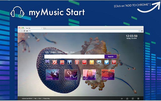 myMusic Start