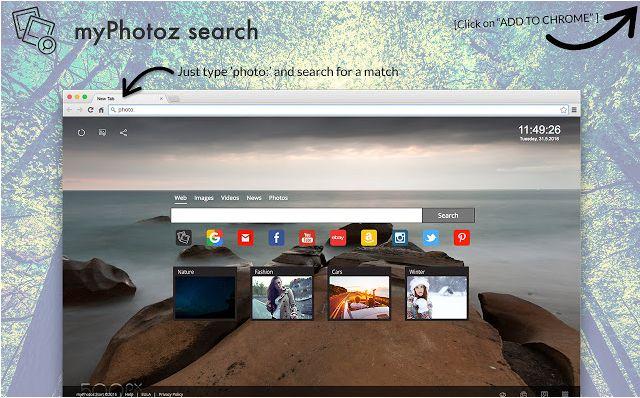myPhotoz Search