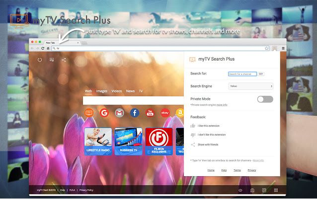 Remove myTV Search Plus (Uninstall Guide) - VirusPup