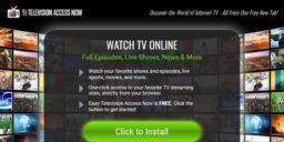 Easy Television Access Now