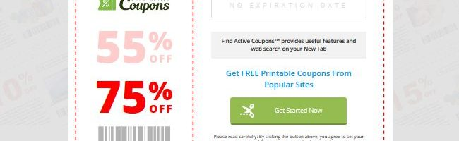 Find Active Coupons