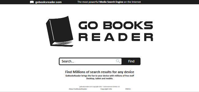 Gobooksreader.com
