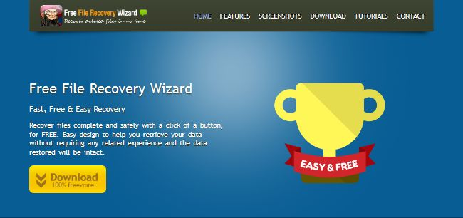Free File Recovery Wizard