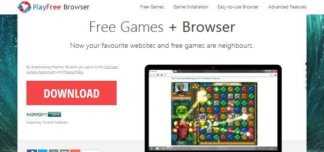 PlayFree Browser
