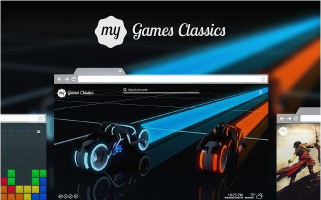 My Games Classics