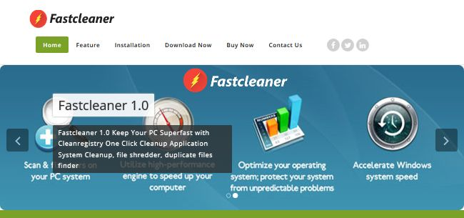 Fastcleaner