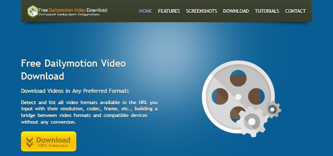 Free Dailymotion Video Download