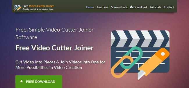 video cutter joiner software free download