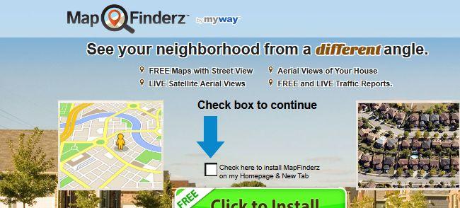 MapFinderz