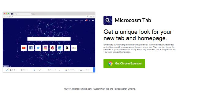Microcosm Tab