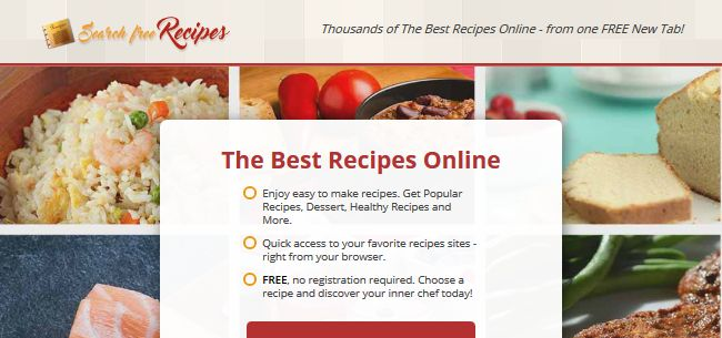 Search Your Free Recipes