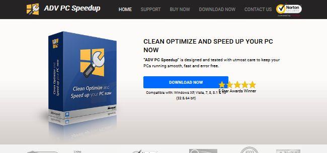 ADV PC Speedup