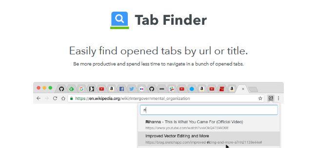 Tab-Finder.com