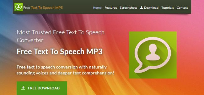 Free Text To Speech MP3
