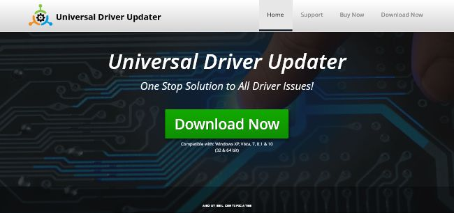 Universal Driver Updater