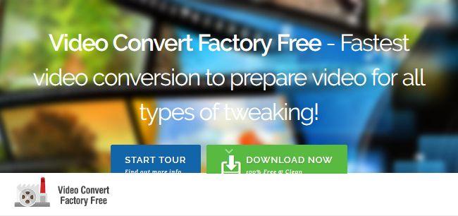 Video Convert Factory Free
