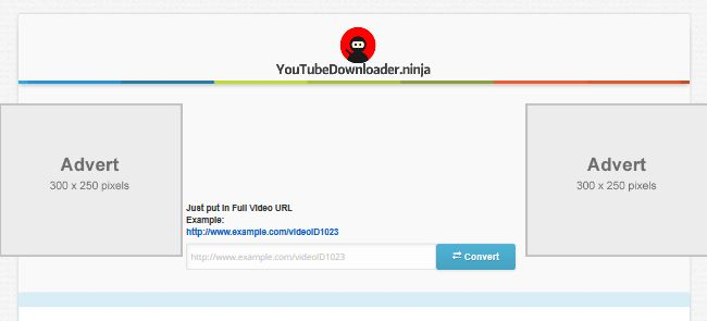 Youtube Downloader Ninja
