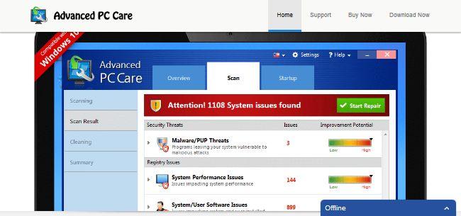 Advanced PC Care