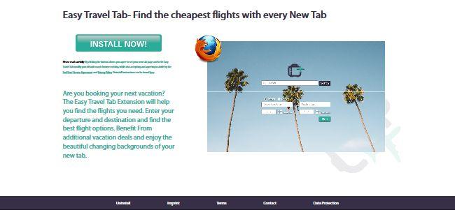 Easy Travel Tab