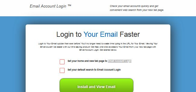 Email Account Login