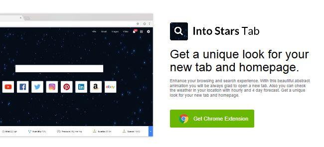 Into Stars Tab