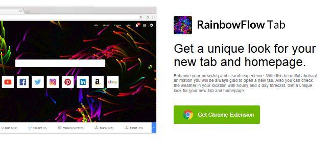 RainbowFlow Tab