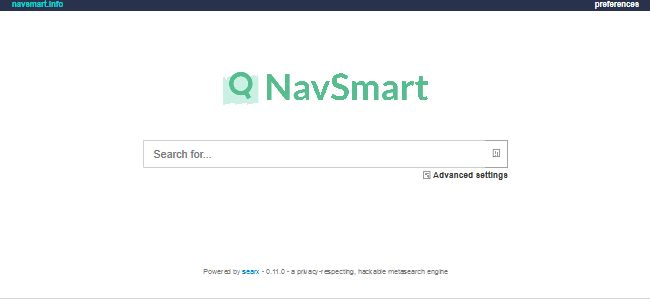 Startpage.NavSmart.info