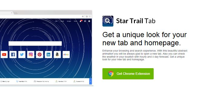 Star Trail Tab