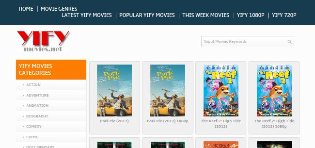 Remove Ads by Yify-movies net (July 2019 Update) - VirusPup