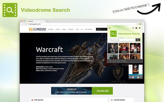 Videodrome Search