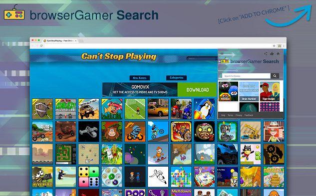 browserGamer Search