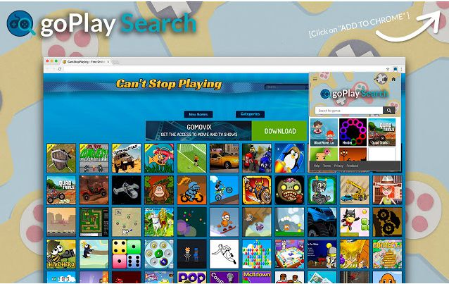 goPlay Search