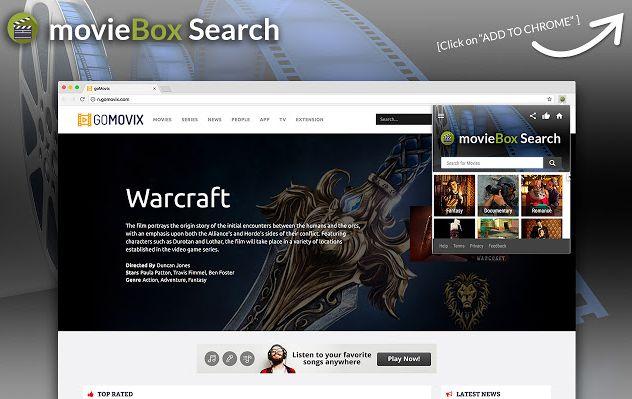 movieBox Search