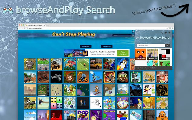BrowseAndPlay Search