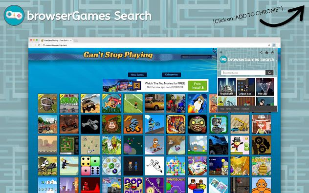 BrowserGames Search