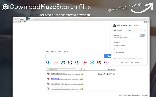 DownloadMuze Search Plus