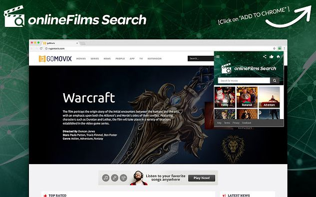 OnlineFilms Search