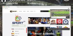 SportJunkie Search
