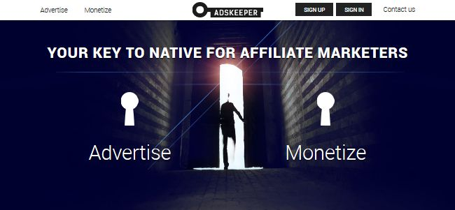 how to get rid of adskeeper