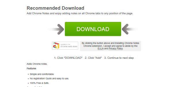 Chrome Notes