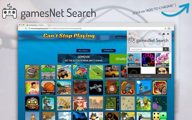 GamesNet Search