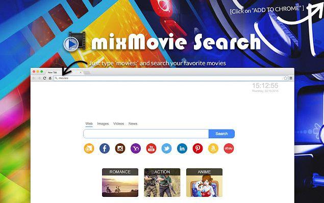 mixMovie Search
